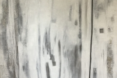 Grey Features, 40x40